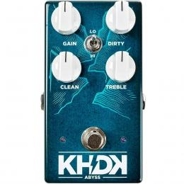 Pedal overdrive bajo KHDK Abyss Bass Overdrive