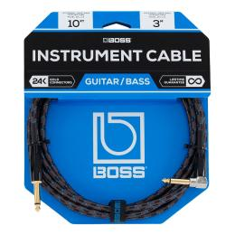 Cable jack para instrumento Boss BIC-10A