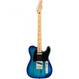 Guitarra eléctrica Fender Player Telecaster Plus Top MN BLBST