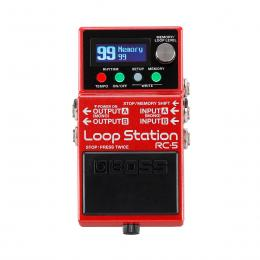 Pedal looper USB Boss Loop Station RC-5