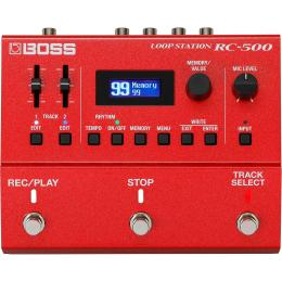 Pedal looper USB Boss Loop Station RC-500