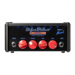 Mini cabezal amplificador Hughes&Kettner Spirit of Metal