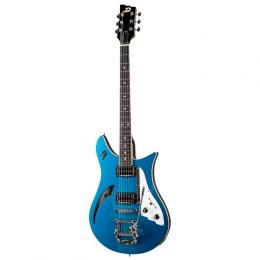 Guitarra eléctrica Duesenberg Double Cat Catalina Blue