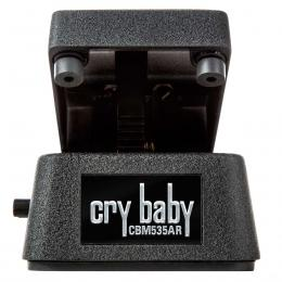 Pedal wah guitarra Dunlop CBM535AR Cry Baby Mini Auto Return