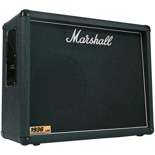 Marshall 1936 Bafle 2x12 Para Guitarra El 233 Ctrica