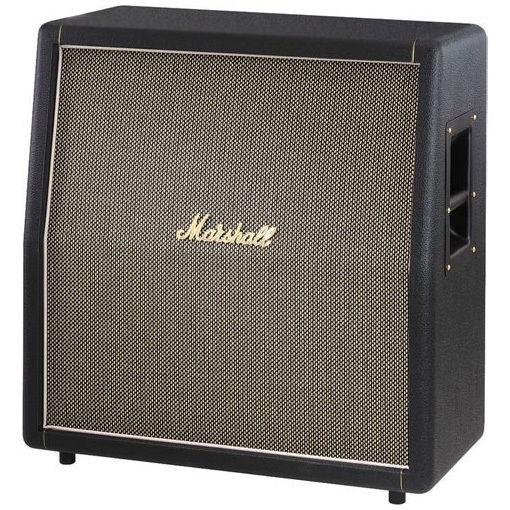 "Marshall 2061 CX - Bafle de 2 x 12"" con el frontal angulado"
