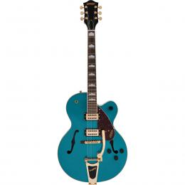 Guitarra eléctrica Gretsch G2410TG Streamliner Hollow Body OCT