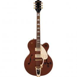 Guitarra eléctrica Gretsch G2410TG Streamliner Hollow Body SBS