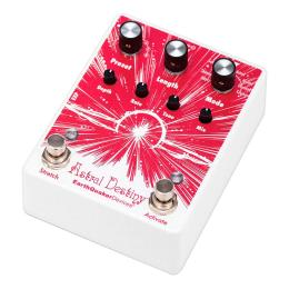 Pedal de reverb para guitarra EarthQuaker Devices Astral Destiny