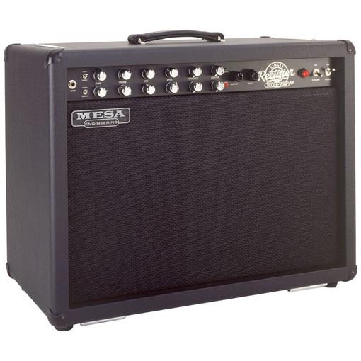 Mesa boogie rect o verb combo amplificador guitarra for Amplificadores mesa boogie