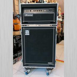 Stack para bajo usado Ampeg Classic Series SVT-CL + Bafle Classic Series SVT-410HLF