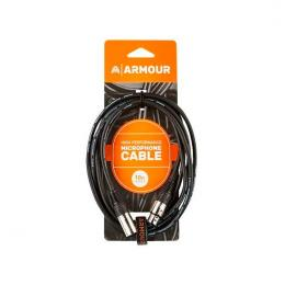 Cable cannon micrófono Armour CCP10 XLR High Performance 3m