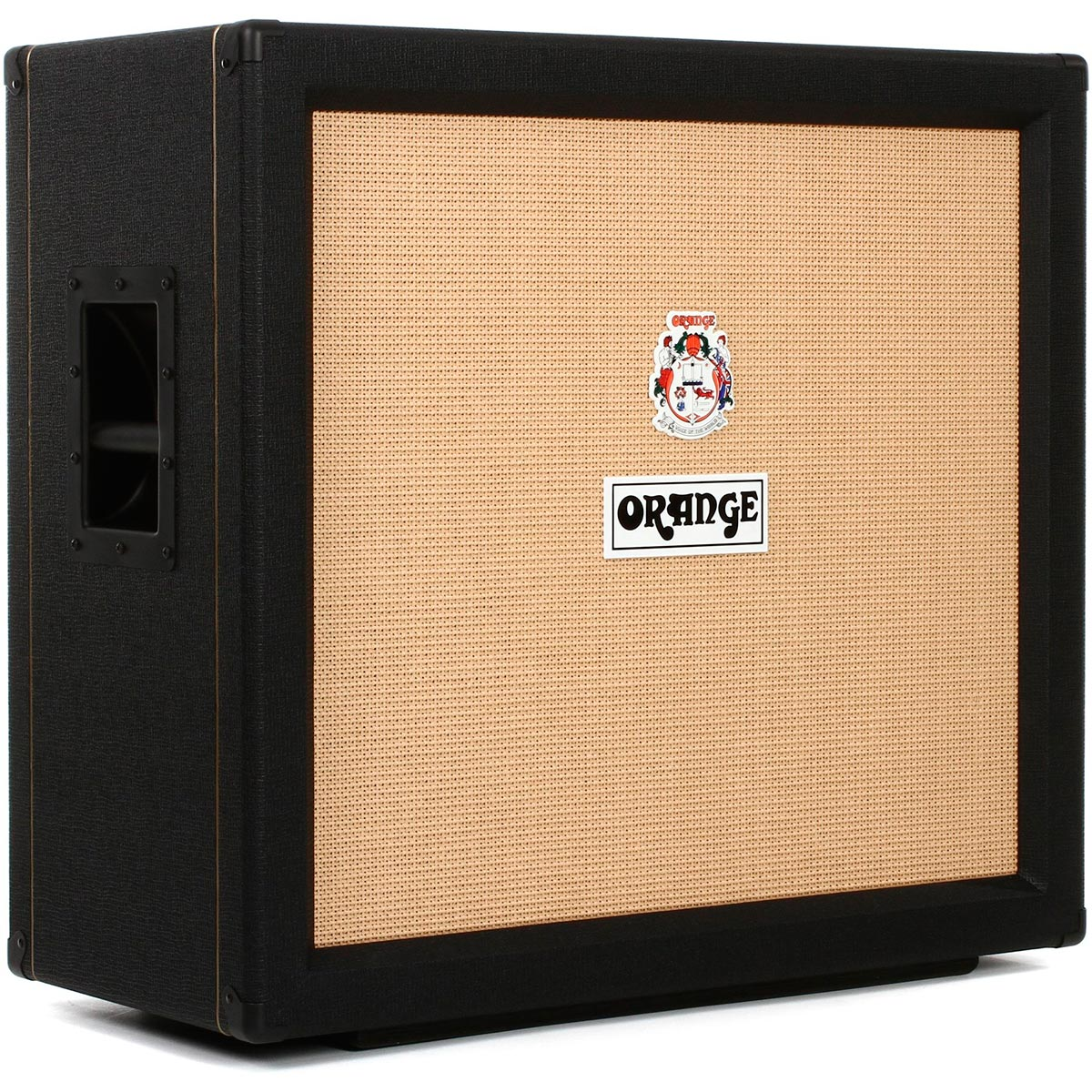 Orange PPC412 Negro - Bafle 4x12 guitarra eléctrica