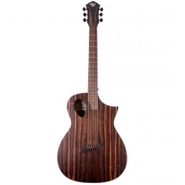 Guitarra electroacústica Michael Kelly Forte Port Exotic JE