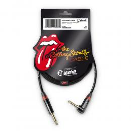 Adam Hall The Rolling Stones K6IRP0300SP - Silent Jack 3m Acodado