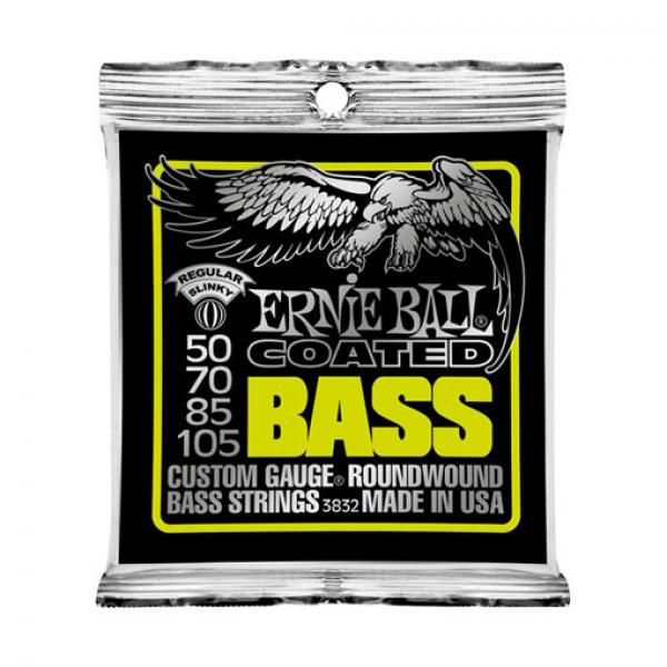 Ernie Ball 3832 Coated Bass