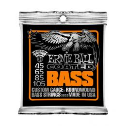 Ernie Ball 3833 Coated Bass