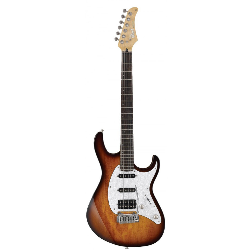Cort G 250 TAB - Guitarra eléctrica tipo stratocaster