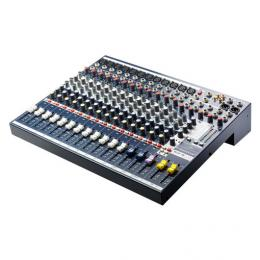 Soundcraft EFX12 + Kit Rack