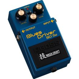 Boss Blues Driver BD-2W Waza Craft