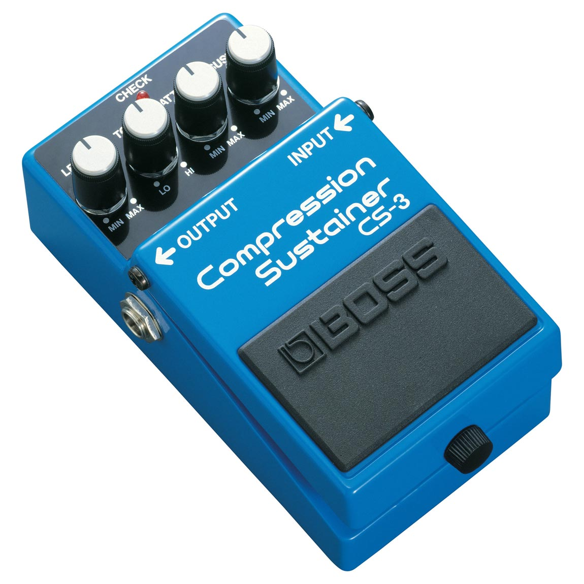 Boss Compressor-Sustainer CS-3 - Pedal compresion