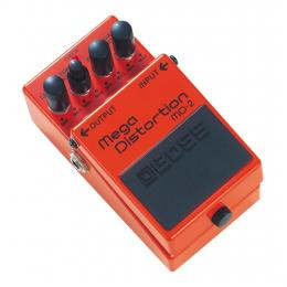 Boss Mega Distortion MD-2 - distorsión para heavy
