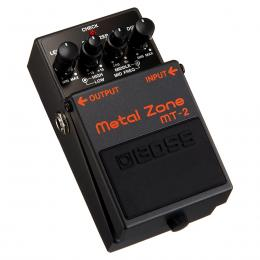 Boss Metal Zone MT-2 - Pedal sonidos heavy