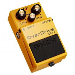 Boss Overdrive OD-3 - Pedal overdrive clasico