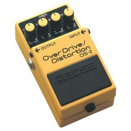 Boss Overdrive/Distortion OS-2 - Pedal distorsion overdrive