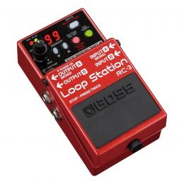 Boss Loop Station RC-3 - Pedal looper usb