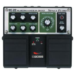 Boss Space Echo RE-20 - Pedal delay eco