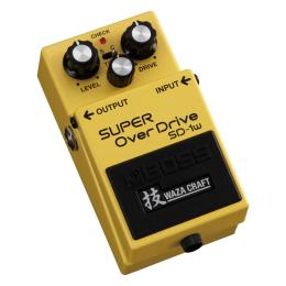 Boss Super Overdrive SD-1W Waza Craft