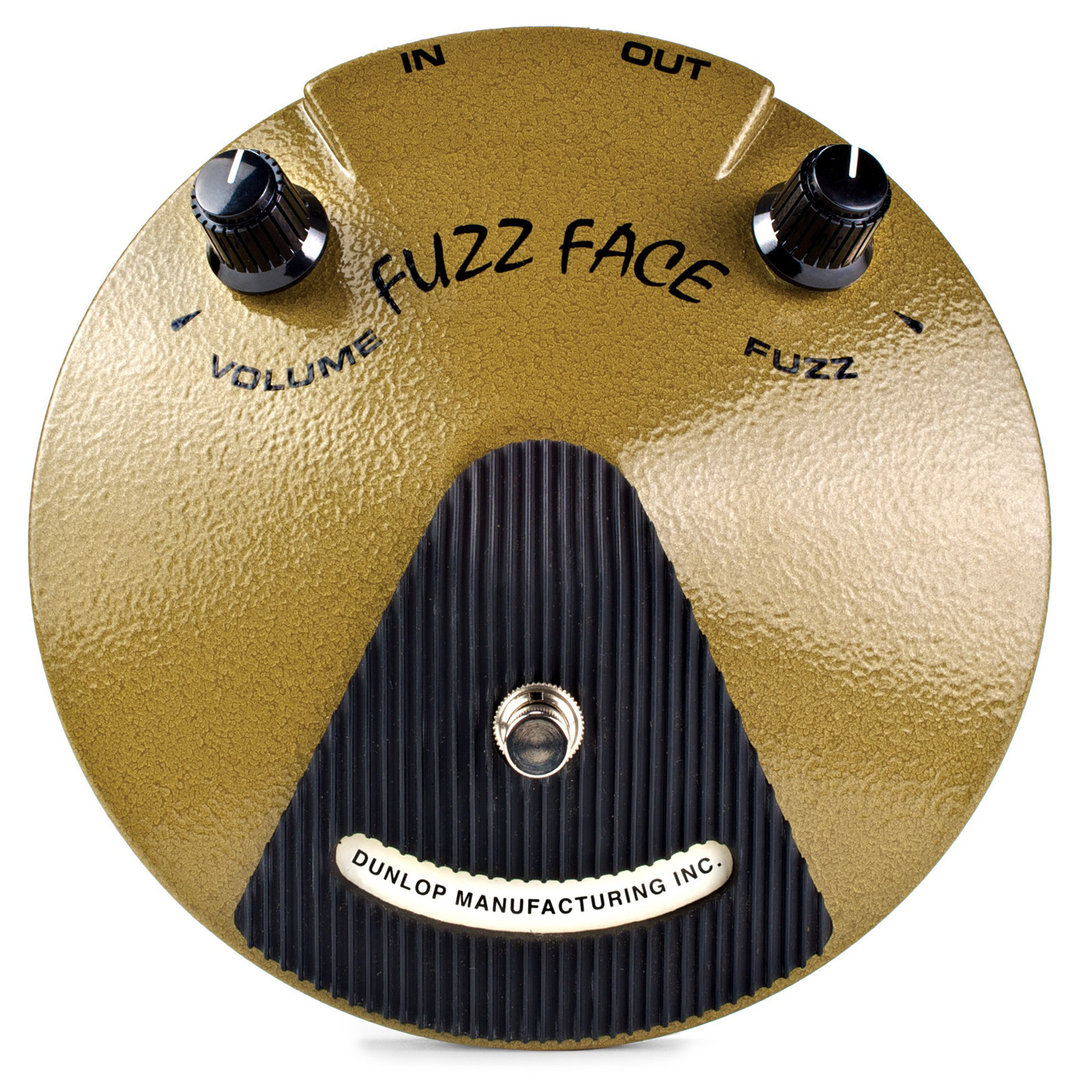 Dunlop EJF1 Eric Johnson Signature Fuzz Face - Pedal Guitarra