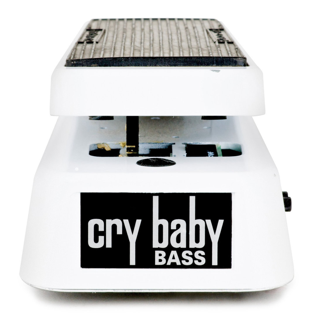 Dunlop 105Q Cry Baby Bass Wah - Pedal wah bajo eléctrico