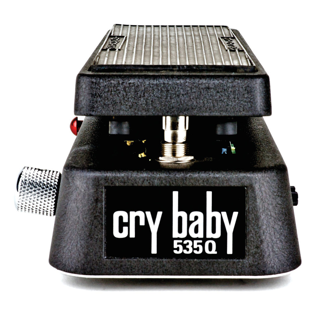 Dunlop 535Q Cry Baby Multi-Wah - Pedal wah guitarra eléctrica