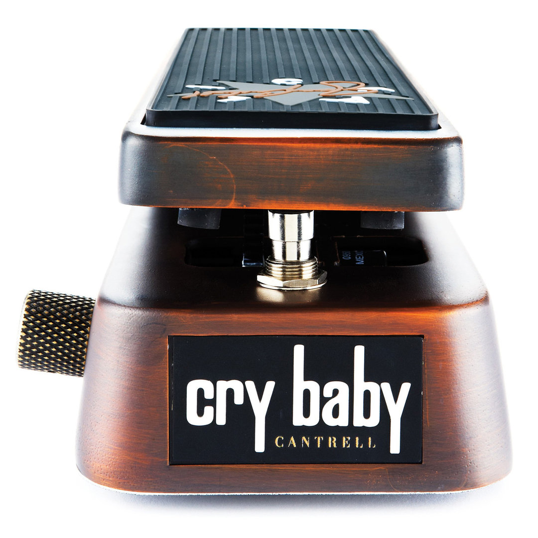Dunlop JC95 Cry Baby Jerry Cantrell Signature - Pedal wah