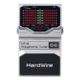 Hardwire HT-6 Polyphonic Tuner