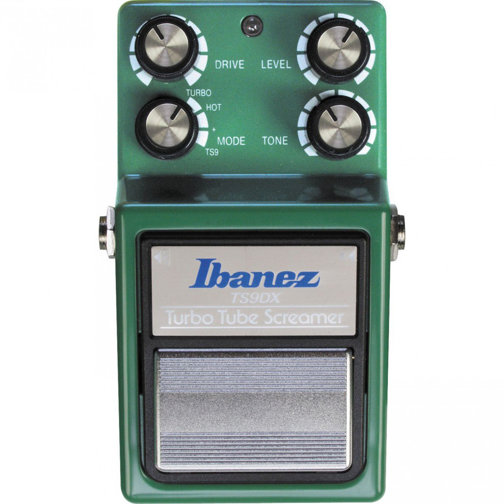 Ibanez Turbo Tube Screamer TS-9DX - Pedal efectos guitarra