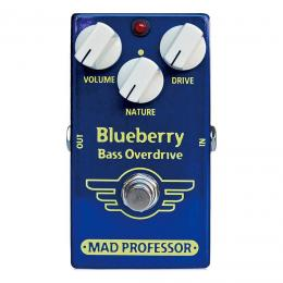 Mad Professor Blueberry Bass Overdrive - Pedal overdrive bajo