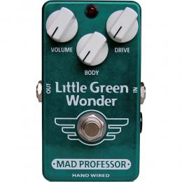 Mad Professor Little Green Wonder - Pedal overdrive guitarra