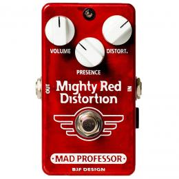 Mad Professor Mighty Red Distortion - Pedal distorsión guitarra