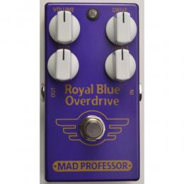 Mad Professor Royal Blue Overdrive - Pedal guitarra eléctrica