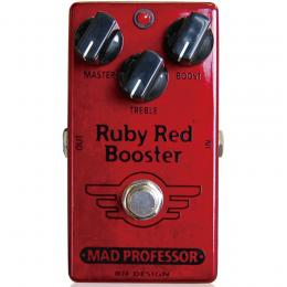 Mad Professor Ruby Red Booster - Pedal pguitarra eléctrica