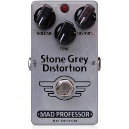Mad Professor Stone Grey Distortion - Pedal distorsión hi gain