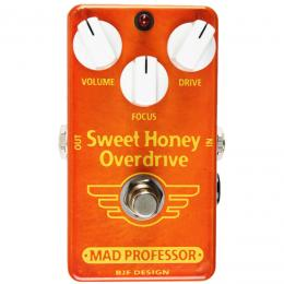 Mad Professor Sweet Honey Overdrive - Pedal saturación guitarra