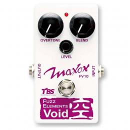 Maxon FV-10 Fuzz Elements Void - Pedal Guitarra eléctrica