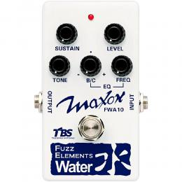 Maxon FWA-10 Fuzz Elements Water - Pedal guitarra eléctrica