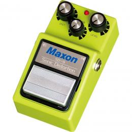 Maxon SD-9 Sonic Distortion - Pedal overdrive distorsion fuzz