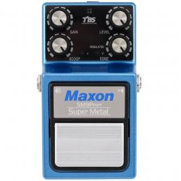 Maxon SM-9 Pro Plus Super Metal - Pedal distorsion guitarra