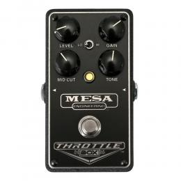 Mesa/Boogie Throttle Box - Pedal distorsión guitarra eléctrica